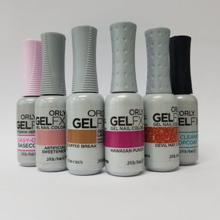 ORLY GEL FX Colour Pack
