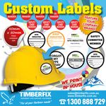 CUSTOM LABELS BRING MULTIPLE ADVANTAGES
