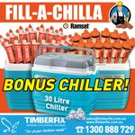 BONUS CHILLER from TIMBERFIX!