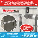 Hollow Drill Bit FHD from Fischer is a must have on your site