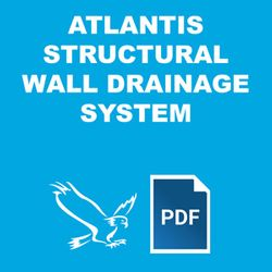 ATLANTIS DRAINAGE SYSTEM