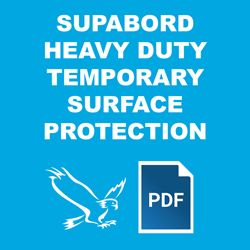 SUPABORD TEMPORARY SURFACE PROTECTION