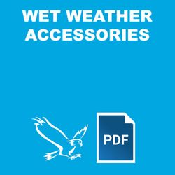 WET WEATHER ACCESSORIES
