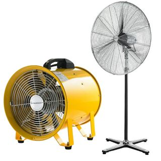 Fans & Dust Extraction