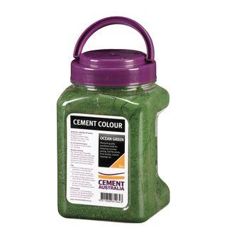Oxide - Ocean Green