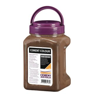 Oxide - Dark Brown