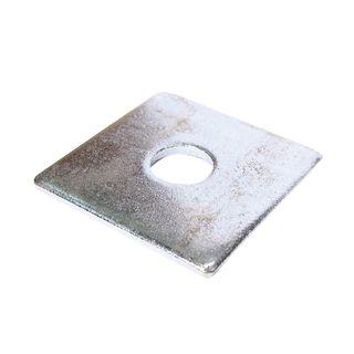 Square Washers - Zinc