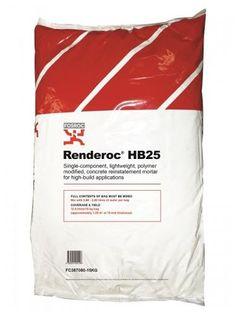 Renderoc HB25