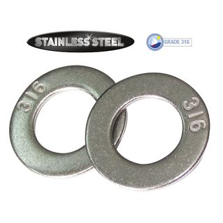 Round Washers - Stainless Steel