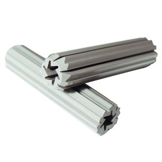 PVC Wall Plugs - 12mm Grey