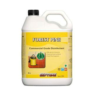 Cleaning Liquids & Chemicals