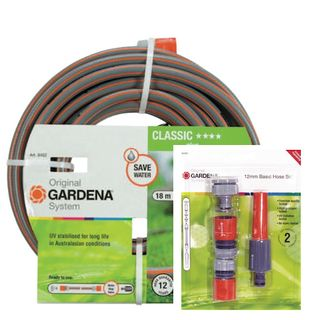 Garden Hoses, Fittings & Accessories