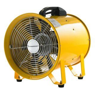 Extraction Drum Fans
