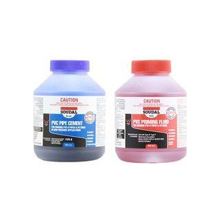 PVC Pipe Glue & Primer