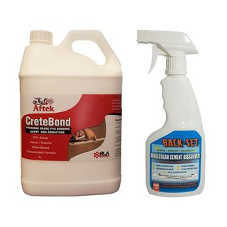Concrete Cleaning, Priming & Release Agents
