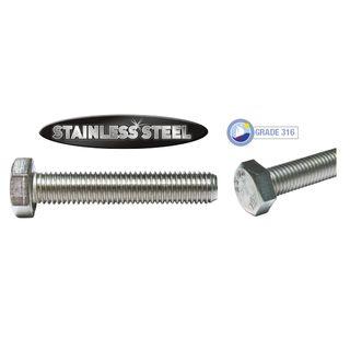 Set Screws - Stainless Steel