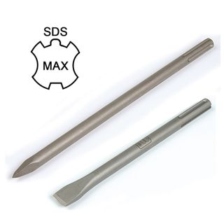 SDS Max Chisels, Points etc