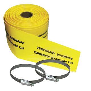 Temporary Downpipe & Accessories