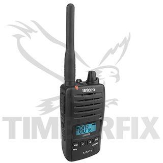 Uniden 5W UHT Hand Held Radio