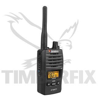 Uniden 2W UHT Hand Held Radio