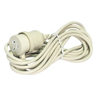 5 mtr Extension Lead Piggyback Plug