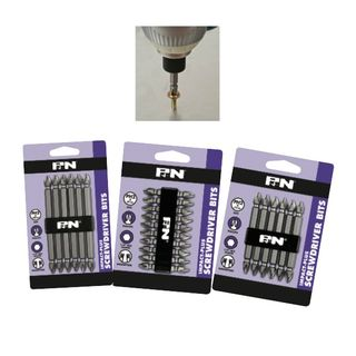100mm Impact Screwdriver Bits Double Ended High Resistance PH2