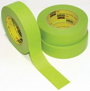 36mm x 50mtr 7 Day Green Masking Tape