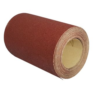 100 Grit 120mm x 5m Sand Paper Roll