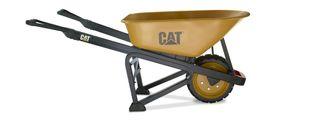 Heavy Duty CAT Branded Builders Barrow Wide Wheel