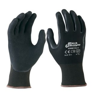 Black Knight Gloves per pair - X Large - Size 10