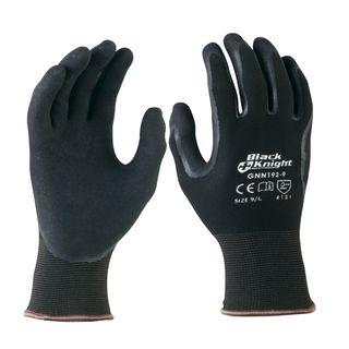 Black Knight Gloves per pair - 2X Large - Size 11