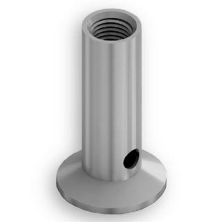 Qwikfoot Ferrule Galv. 24 x 96mm, 20cm c/h