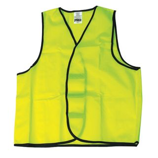 Day Vest Yellow / Lime - Medium
