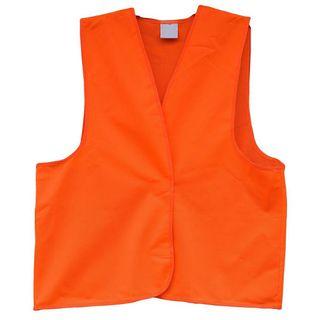 Day Vest - Orange - Large