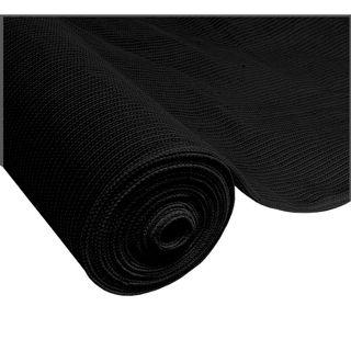 Shade Cloth Medium Grade 70% Blockout  50m x 1.8m - BLACK -