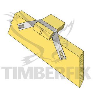 70 x 30mm Batten Strap 1mm Thick