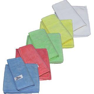 Universal Microfibre Cloth 3pk