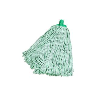 Cotton Mop - Head ONLY  - GREEN