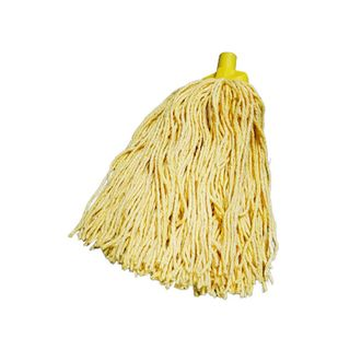 Cotton Mop - Head ONLY  - YELLOW