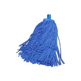 Cotton Mop - Head ONLY  - BLUE