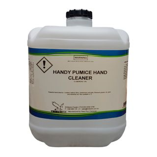 20 Ltr Blue Grit Hand Cleaner