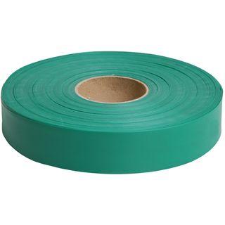 Flagging Tape Green 25mm x 75m - Surveyors Ribbon -