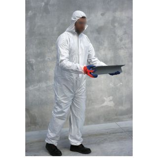 Disposable Coveralls Provek - LARGE -