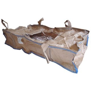 Bulk Bag Concrete Washout Bags 1050 x 1770 x 390mm 2.4T