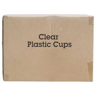 10oz Plastic Cups Box of 20 Sleeves ( Box 1000 )