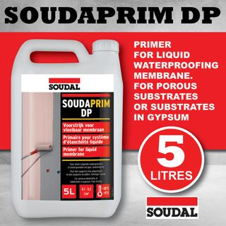 5L Soudaprim DP Floor Level Primer