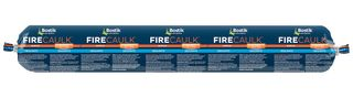 Bostik FireCaulk Fire Rated Acrylic Sealant 600ml Sausage
