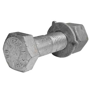 DELETED- USE STRUC24100KOM24 x 100mm Galvanised Structural Assemblies 8.8 Grade - K0 -