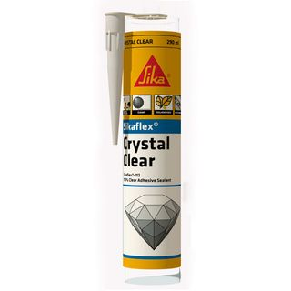 Sikaflex 112 Crystal Clear 300g