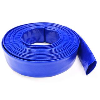 38mm  Blue Layflat Hose per meter